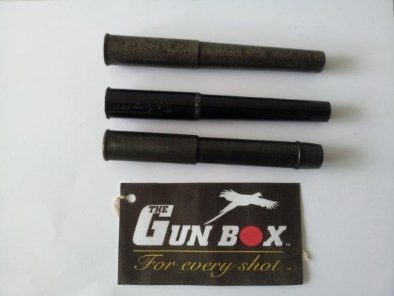 12 bore  410 adaptor - The Gun Box - For Every Shot